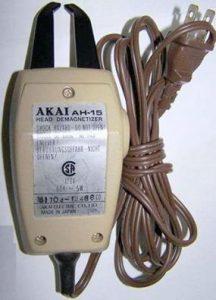 Desmagnetizador Akai