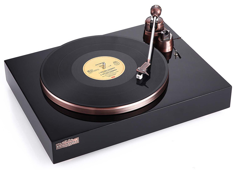 2018-Mais-Recente-Nobsound-HiFi-MM-Vinil-Vitrola-gramofone-LP-Turntable-Com-Phono-Pr-Amplificador-Est